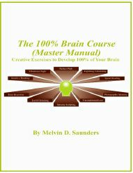 learning styles, NLP, A Beautiful Mind, mind control, accelerated learning